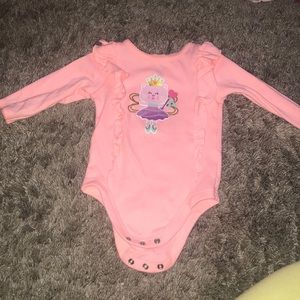 Other - Baby girl onesie 💜